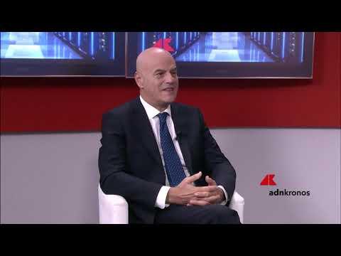 Intervista all'Amministratore Delegato Eni, Claudio Descalzi