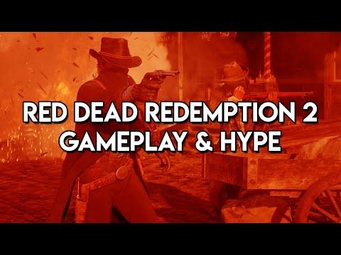 Red Dead Redemption 2 : Gameplay du futur GOTY ?