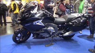 4. The new 2017 BMW K 1600 GT Motorcycle