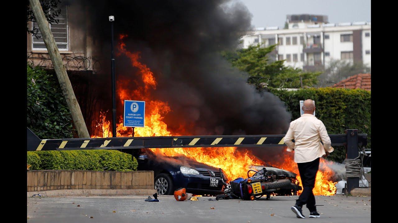 Κένυα: Εκρήξεις και πυροβολισμοί στην πρωτεύουσα Ναϊρόμπι…