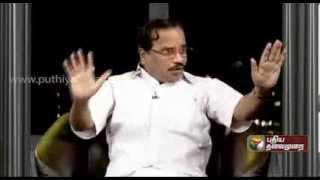 Agni Paritchai : Tamilaruvi Manian (26/01/2014) - Part 4 - Puthiya Thalaimurai TV