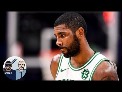 Video: Why is Kyrie Irving asking for more veterans on Celtics? | Jalen & Jacoby