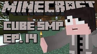 Minecraft: Cube SMP - Episode 14 - Mansion Floor Plan