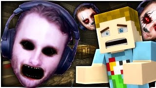 Minecraft: JUMP SCARE PUZZLE TROLL | CRUNDEE CRAFT