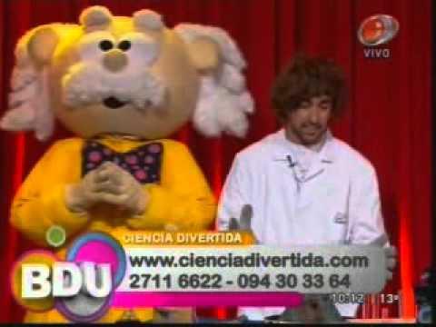 ERUPCION DEL VOLCAN: Ciencia Divertida Uruguay