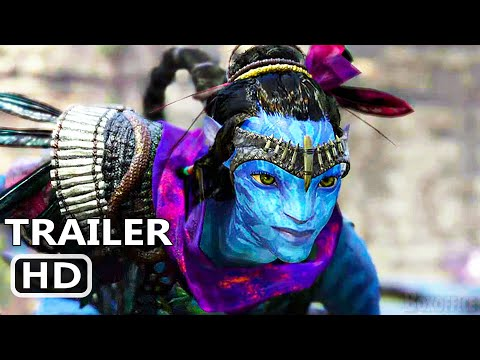 AVATAR: FRONTIERS OF PANDORA Trailer (2022)