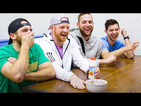 Eating Dog Food Like Cereal 🤢 | OT 15
