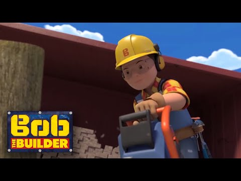 Bob the Builder | Leo learns about using a chainsaw | New Episodes Compilation | Kids Movies