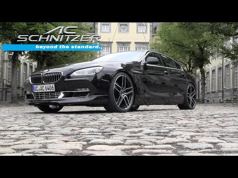 BMW   6 Series Gran Coupe | By AC Schnitzer