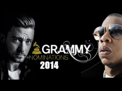JAY-Z LEADS THE PACK WITH NINE GRAMMY NOMINATIONS FOR 2014