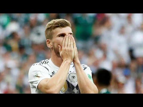 Fußball-WM: Deutschland verliert gegen Mexiko 0:1
