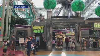 A thrill ride at the Mall of America shut down Thursday following a state fair tragedy, reports Jeff Wagner (2:03). WCCO 4 News At 10 – July 27, 2017