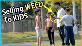 Video Selling WEED to Kids Experiment (Social Experiment) MP3, 3GP, MP4, WEBM, AVI, FLV September 2018