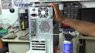 Mantenimiento a un CPU