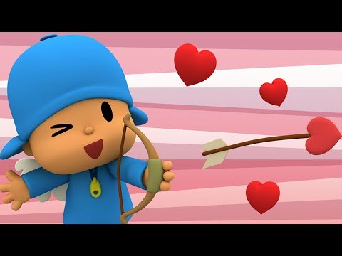 SPECIAL EPISODE Pocoyo Gets Ready for St. Valentine Day's  90 minutes  Cartoons for Kids