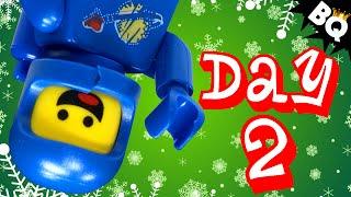 Custom LEGO Movie Advent Calendar Day 2 Unboxing