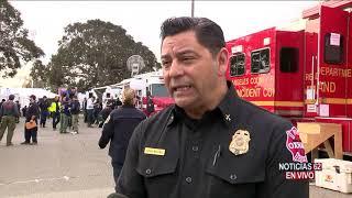Cientos de desaparecidos en incendio histórico en California – Noticias 62  - Thumbnail