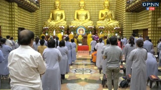 """[TRUYỀN HÌNH TRỰC TIẾP]  Tụng """"KINH ĐỊA TẠNG""""  tại chùa Giác Ngộ  lúc 6h 45 ngày 28/08/2018"""