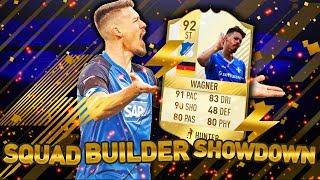 FIFA 17 | SQUADBUILDER BATTLE 🔥 DER BESTE DEUTSCHE STÜRMER 🔥🔥 | ULTIMATE TEAM