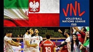Польша : Иран
