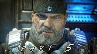 GEARS OF WAR 4 Walkthrough Gameplay Part 5 - Marcus (GOW 4)