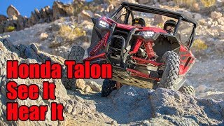 7. Watch the Honda Talon 1000R and 1000X in Action