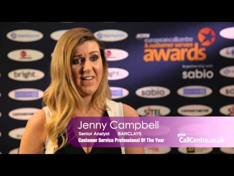 European Call Centre & Customer Service Awards promotional video