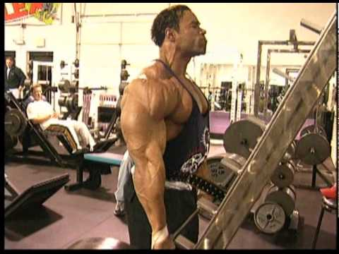 levrone - Done with permission from Mocvideo Productions, please visit their site at http://www.mocvideo.com to buy this dvd! THAT´S A TRIBUTE TO KEVIN LEVRONE CLIP IS...