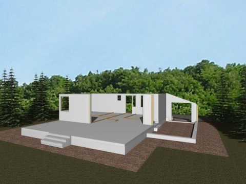Proekti-bg.eu – prefabricated houses