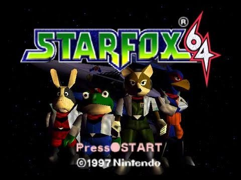 preview-Star Fox 64 Lylat Wars Game Review (N64/Wii)