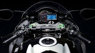 7. 2018 Kawasaki ZX 10R SE   Electronic Suspension Model
