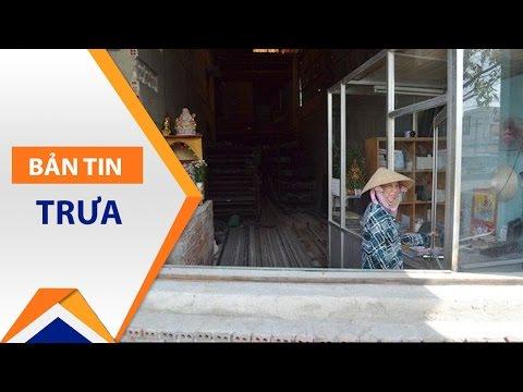 Nâng đường, nhà dân biến thành hầm tại TP HCM | VTC - Thời lượng: 2 phút, 35 giây.