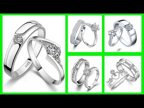 Best Model Engagement Ring for Him and Her | Latest Engagement Ring for Men and Women