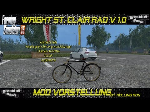 Wright St. Clair Railway Road v1.0