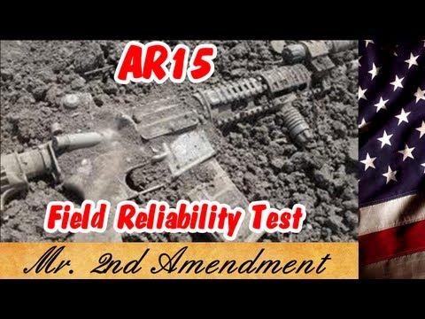 AR15 Field Reliability Test