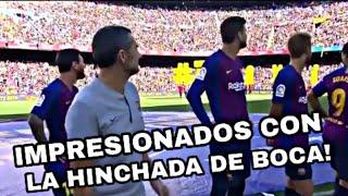 Video Así copo la 12 en el Camp Nou ante el Barcelona MP3, 3GP, MP4, WEBM, AVI, FLV Agustus 2018