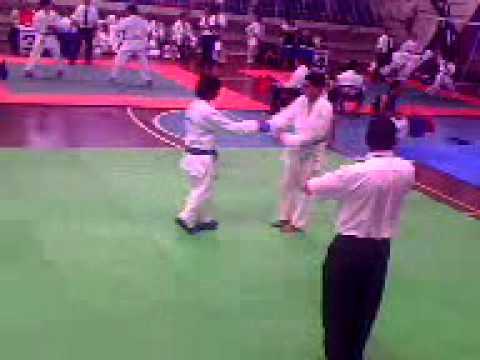 Igor Karate Regente feijó 5