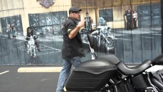 10. 2010 Harley-Davidson Fat Boy Lo