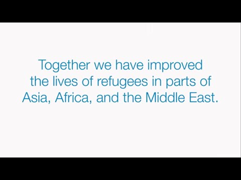 Brighter Lives for Refugees