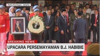 Upacara Persemayaman B.J. Habibie