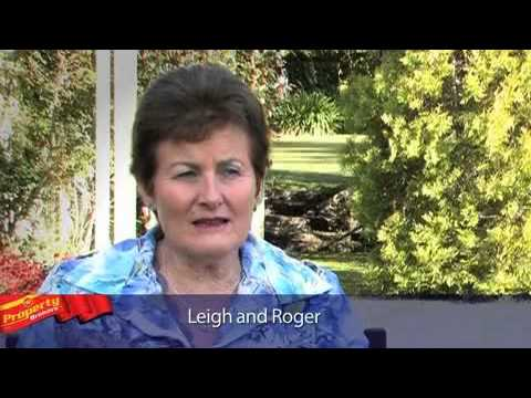 Leigh and Roger