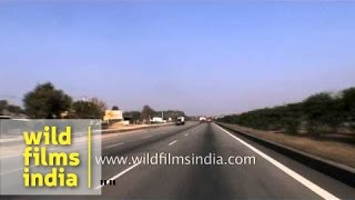 Kotputli India  city photo : Kotputli to Neemrana driving video, Rajasthan
