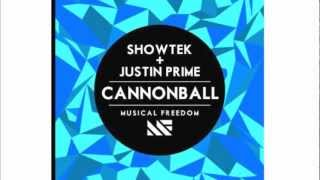 Showtek & Justin Prime vídeo clipe Cannonball (Original Mix)