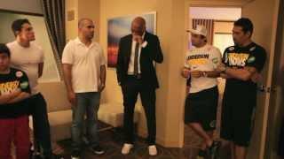 anderson silva Las Vegas UFC 162 Anderson Silva Video Blog