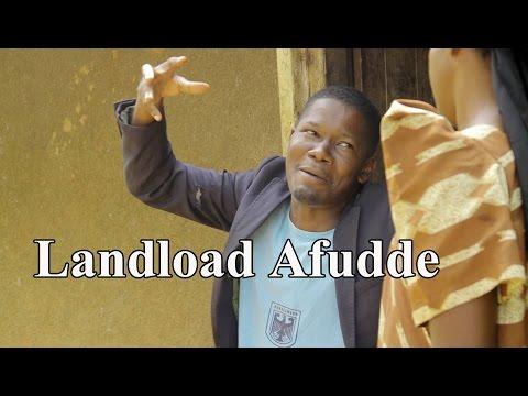Landlord Afudde - Ugandan Luganda Comedy skits.