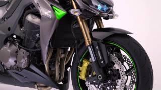 7. The new Kawasaki Z1000 - Official video