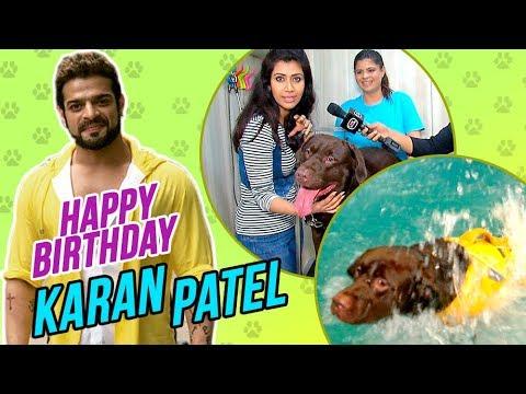 Karan Patel And Ankita Bhargava's Sons' DAY OUT At
