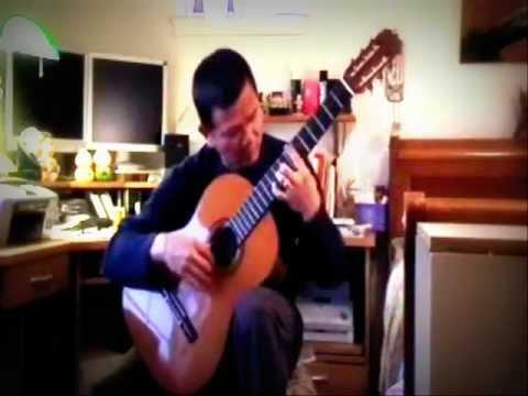 Huong Xua - Cung Tien (Arrg. for guitar Bui T Dung) played by Long Nguyen