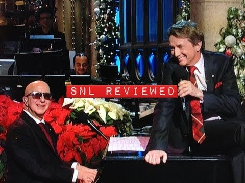 SNL Reviewed: Martin Short, Paul McCartney and Sandy Hook Response