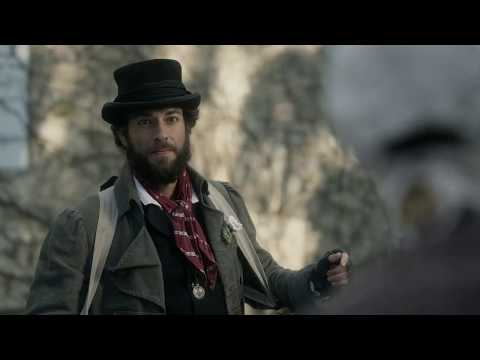 Zachary Levi - Alias Grace 1x2 (2017)